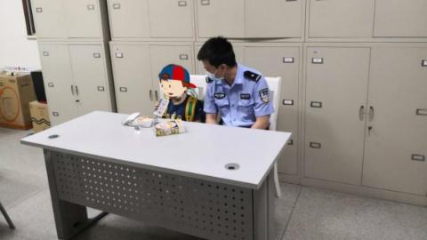 """8岁男童因背不出英语单词半路""""开溜""""却不慎迷路……"""