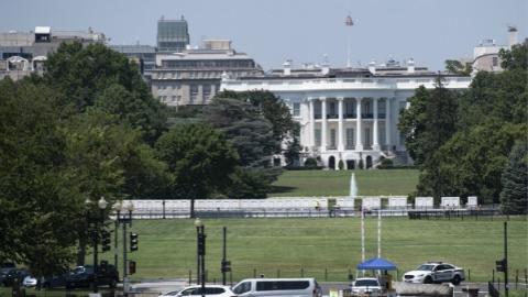 白宫食堂一工作人员新冠病毒检测阳性