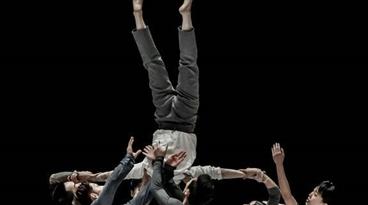 新民艺评 观舞《九重奏》——人生的预演