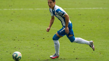 武磊宣布留在西班牙人 下赛季征战西乙