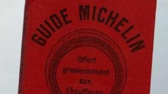 创纪录!法国1900年出版的《米其林指南》拍出26500欧元