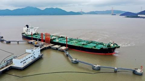 国内首个港口作业气象预警标准发布,助推甬舟一体化