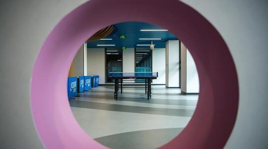 """打乒乓、玩桌球、比投篮 中超球员在""""蓝区""""的生活是这样的……"""