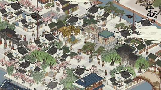 《江南百景图》等11款国产作品获奖——游戏,也可以很艺术