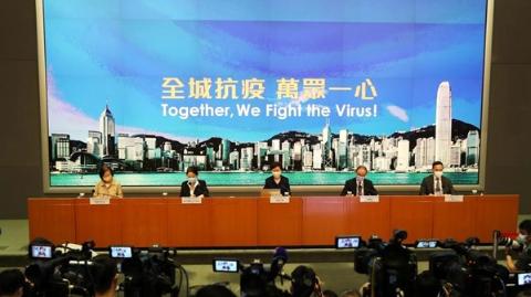 最新公卫评估:香港大规模暴发社区疫情风险高,社交距离措施将延长7天