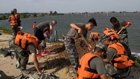 若有战,召必回!两名90后退伍大学生主动赴江西抗洪抢险