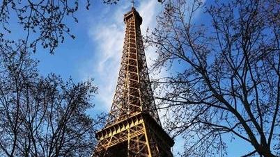 法国本土客助埃菲尔铁塔餐厅渡难关