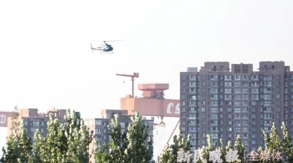 """2020夏令热线·记者调查 直升机飞过居民区 """"魔音穿耳""""谁来管?"""