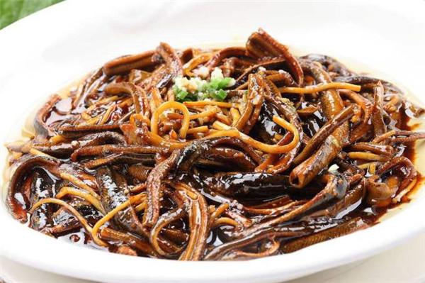 上海人的美味家常菜——黄鳝菜