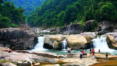 找寻柳州的夏日乐趣