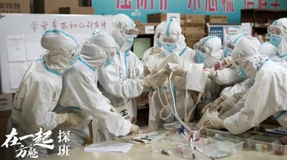 小人物也是大英雄!《在一起》主创亮相上海电视节分享幕后的故事