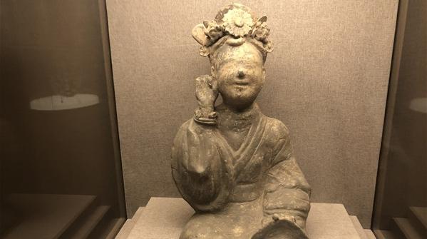 """中国古代乐器展明起亮相国博,看古人如何玩转""""音乐届"""""""