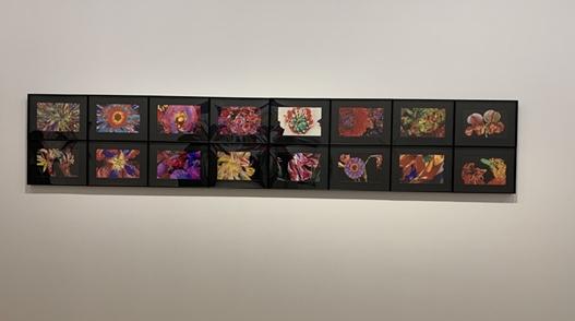 鲜花、瓷花、塑料花……艺术展上那些有关花的故事,你都知道吗?