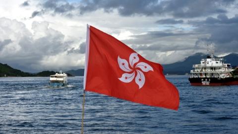 涉嫌违反香港国安法,黎智英、周庭被拘捕