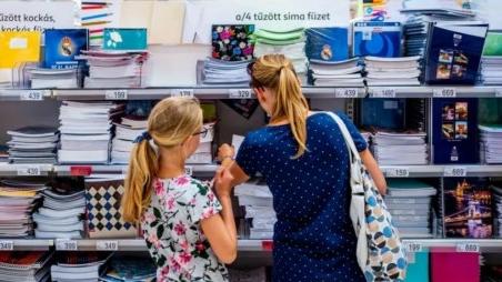 匈牙利孩子开学人均花销790元人民币,同比猛涨近一倍