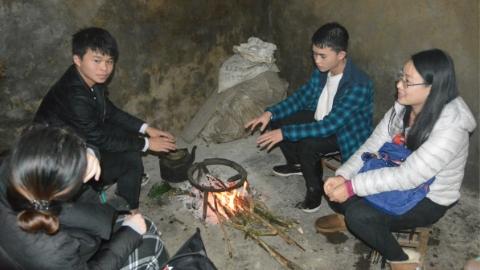 上海社会力量在行动|中职项目让大山里的孩子有了一技之长