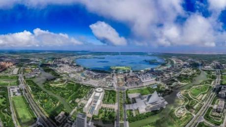 【地评线】独家述评|临港,那拔节生长的,是上海的未来