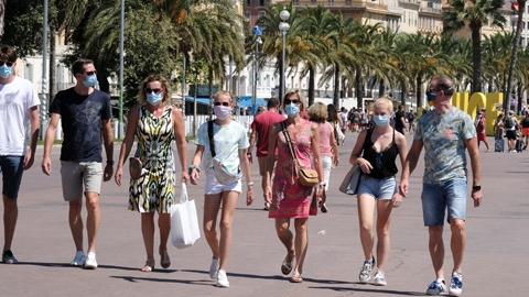 25岁、45岁、75岁:三代法国人的疫情观
