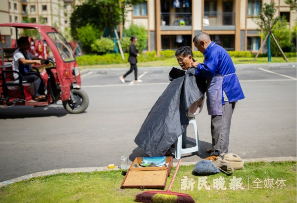 新视界|安置点的新生活!贵州纳雍:3年搬迁安置4万余人 移民就
