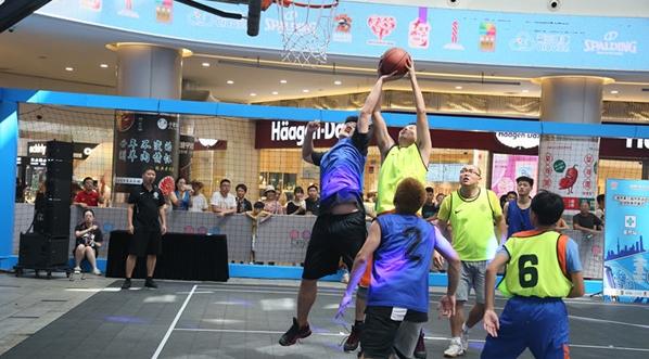 第三届上海市民运动会篮球联赛今天开幕