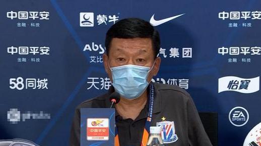 记者手记丨崔康熙首度黑脸,这场失败能否给申花一点刺激?