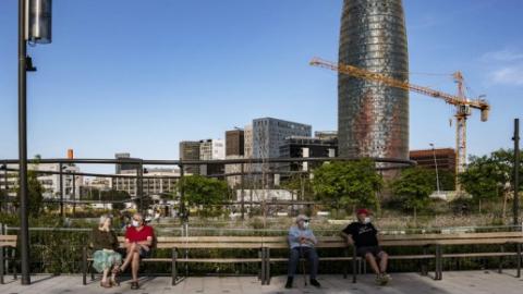仅0.5%家庭领到救济 西班牙低保户濒临绝望