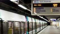 """形同虚设无人睬 巴黎地铁被迫撤除""""禁坐""""标签"""