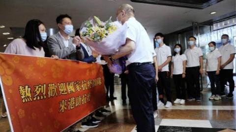 香港特区政府今起为市民提供免费新冠病毒检测服务:已有超52万人登记预约