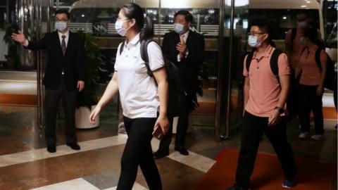 第三批内地核酸检测支援队抵港助抗疫 香港12.8万个样本完成检测6个呈阳性