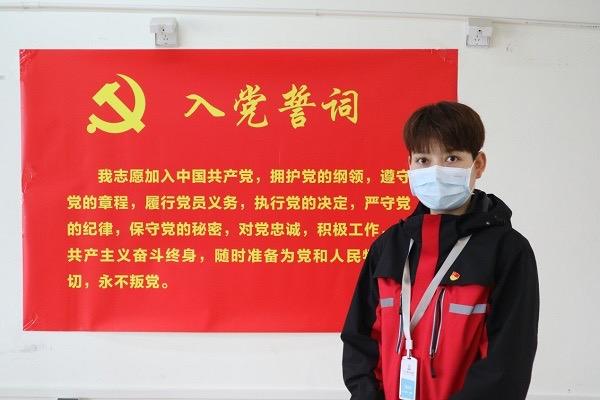 雷神山的上海战士