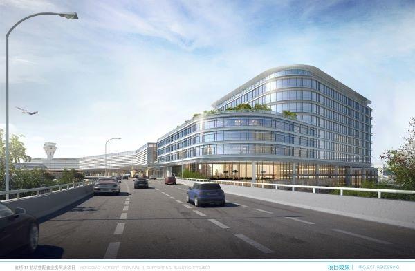 虹桥机场东片区改造项目开发今启动