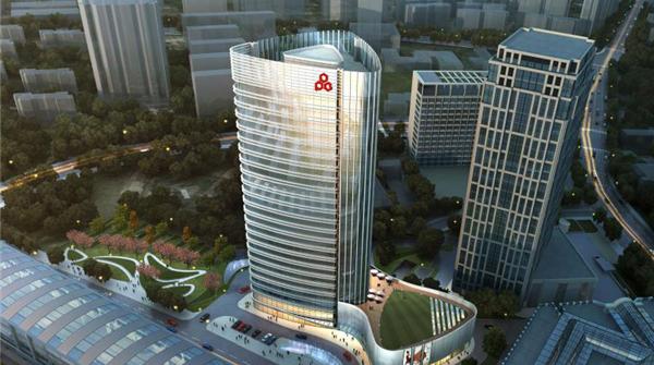 打造上海文化产业新地标 东方明珠凯旋中心今天启动运营