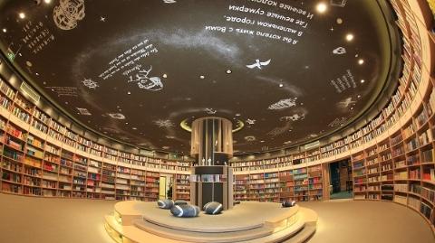 """上外书店升级""""国内首家跨文化书店"""",来测测听说读写外语等级能力"""