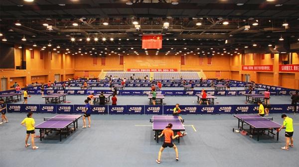 """这里是中国乒乓球的""""造梦基地"""",""""小二郎""""不只学打球更要""""上学堂"""""""