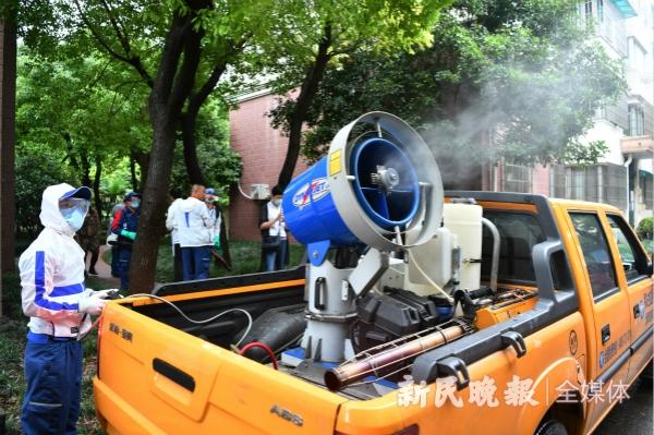 """上海秋冬季爱国卫生运动启动 """"三重点一促进""""持续提升广大市民防病意识"""