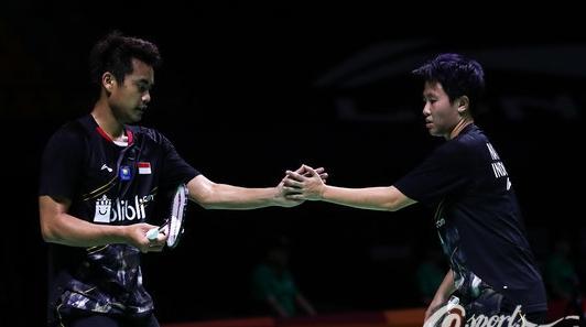 印尼混双选手纳西尔被评为近10年最佳女子羽毛球球员