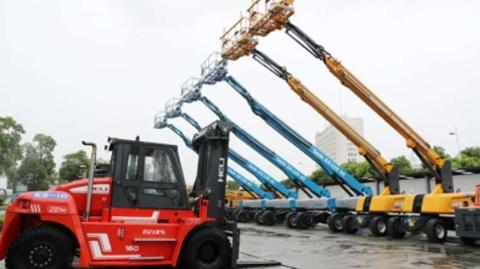 10月1日起,申城禁止使用国Ⅰ及以前标准非道路移动机械