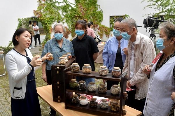 """上海""""中医药国际健康服务论坛""""探讨中医药国际服务"""