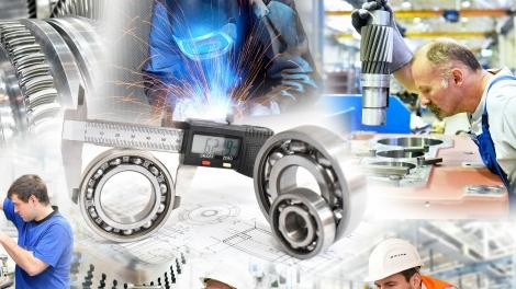 德国工业订单量连续增长7个月