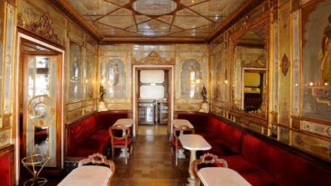 威尼斯300岁花神咖啡厅恐关门