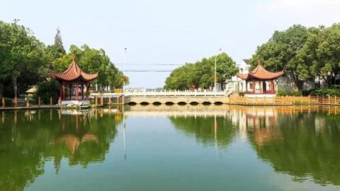 """汾湖杨文头村蝉联""""全国文明村""""称号"""