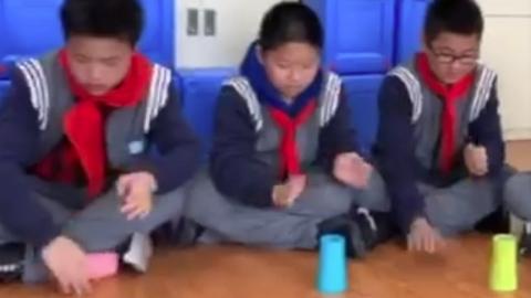 创造力怎么教?初中生也能当作曲家 杨浦的初中音乐课这样上