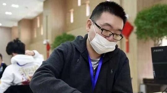 没想到,新科全国象棋个人冠军王廓与上海还有这样的渊源……