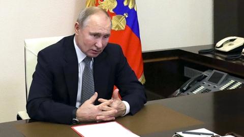 """不看好美俄前景 俄罗斯先来个""""下马威"""""""