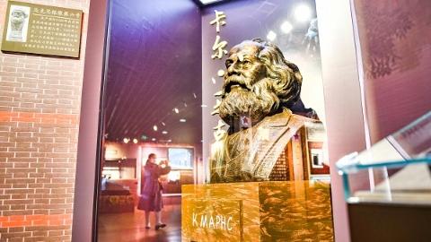 近500件长三角红色珍档现身上海市档案馆