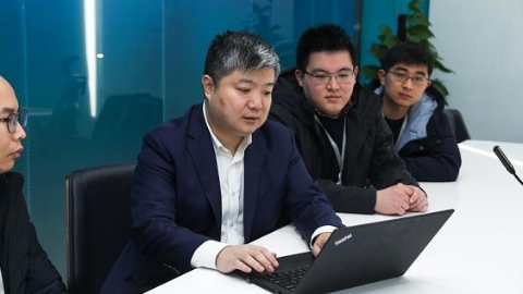 专访全国最美科技工作者胡郁:未来AI就像水和电 上海发展AI优势巨大