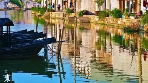 老电影《林家铺子》曾在震泽古镇取景