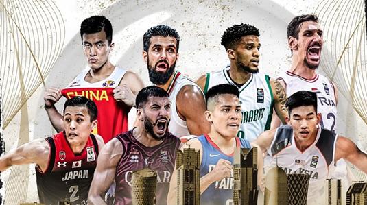 官宣:2021年男篮亚洲杯预选赛B组比赛将移至多哈举行
