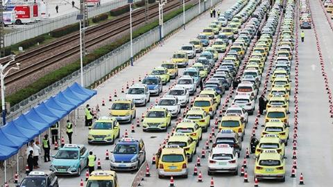 思想众筹丨朱光代表:增加出租车司机收入 提高司机上路运营积极性
