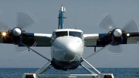 水上飞机大行其道 希腊将建立欧洲最大水路网络